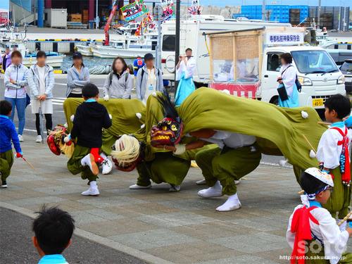 寿都神社例大祭(3)