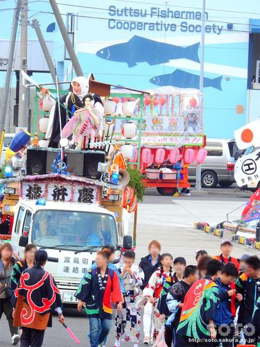寿都神社例大祭(4)