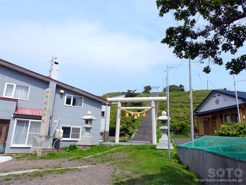 礼文神社(1)