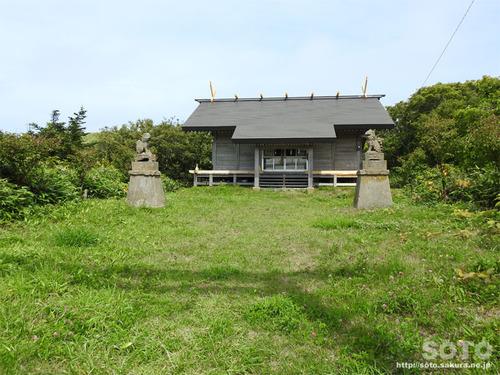 礼文神社(3)