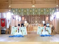 上川神社 秋の講社大祭(13)