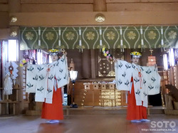 上川神社 秋の講社大祭(15)