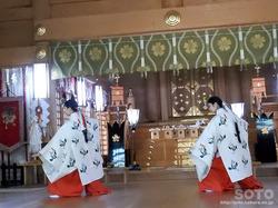 上川神社 秋の講社大祭(16)