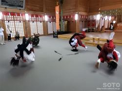 上川神社 秋の講社大祭(19)