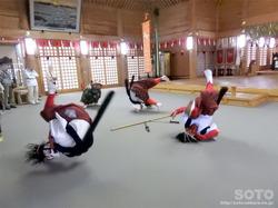 上川神社 秋の講社大祭(22)