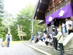 上川神社 秋の講社大祭(25)