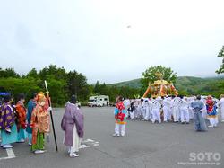 鬼脇のお祭り(1)