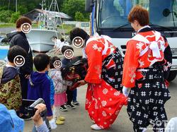 鬼脇のお祭り(3)