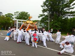 鬼脇のお祭り(6)