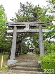 松井神社(1)
