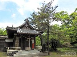 松井神社(2)
