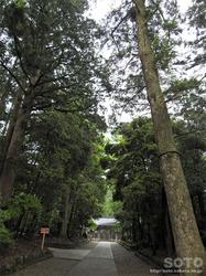 雄山神社 前立社壇(1)