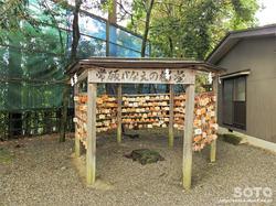 雄山神社 前立社壇(4)