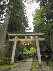 雄山神社 中宮祈願殿(1)
