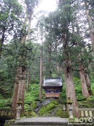 雄山神社 中宮祈願殿(6)