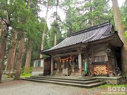 雄山神社 中宮祈願殿(7)