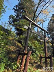 浮島神社(愛宕神社/1)
