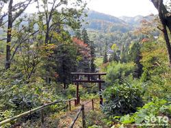 浮島神社(愛宕神社からの眺め)