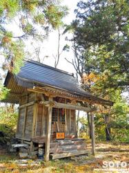 浮島神社(愛宕神社)
