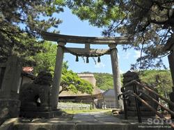 能生白山神社(3)