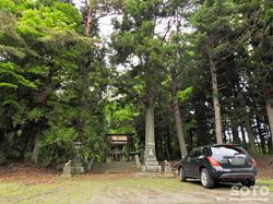 巌手山神社(2)
