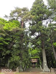 巌手山神社(3)