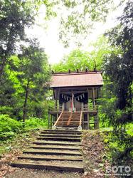 巌手山神社(8)