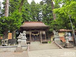 岩手山神社(11)