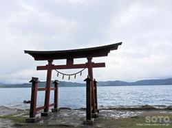 御座石神社(1)