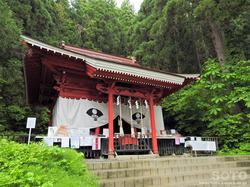 御座石神社(5)
