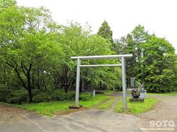 八幡平神社(2)