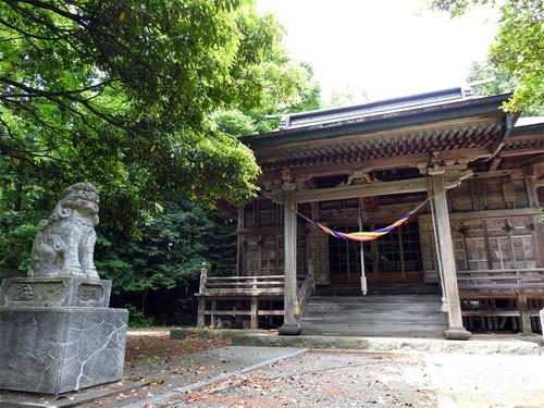 剣龍神社(2)