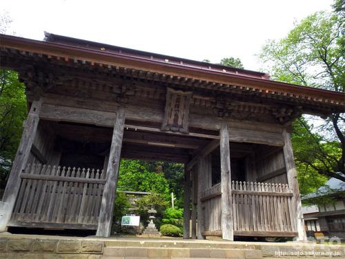 大物忌神社(随神門)