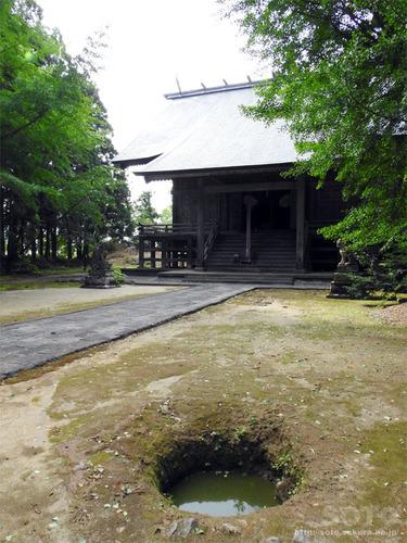 大物忌神社(拝殿)