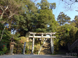 玉造温泉郷(玉作湯神社)