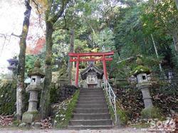 玉造温泉郷(玉作湯神社 稲荷神社)