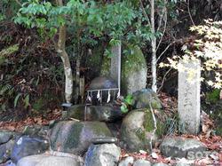 玉造温泉郷(玉作湯神社 願い石)