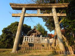 出雲大社(奉納山・手斧神社)