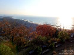 出雲大社(奉納山からの眺め)