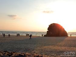 出雲大社(稲佐の浜)