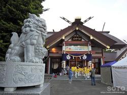 北門神社 宵宮祭(6)