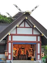 北門神社 宵宮祭(7)