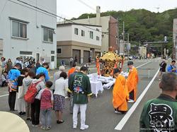 北門神社 例大祭(10)