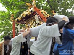 北門神社 例大祭(13)