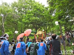 北門神社 例大祭(14)