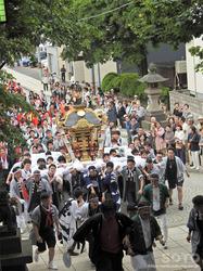 北門神社 例大祭(15)