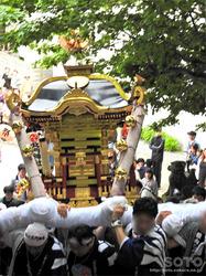 北門神社 例大祭(16)