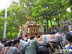 北門神社 例大祭(17)