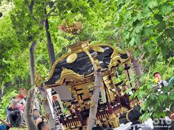 北門神社 例大祭(18)