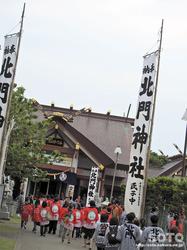 北門神社 例大祭(20)